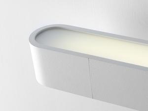Nástěnná lampa LAXO WALL 90x6 - bílá small 4