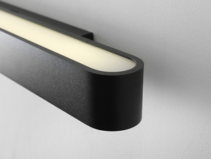 Nástěnná lampa LAXO WALL 90x6 - grafit small 4