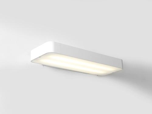 Nástěnná lampa LAXO WALL 60x22 - bílá