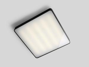 Stropní lampa LAXO 60x60 - grafit small 0