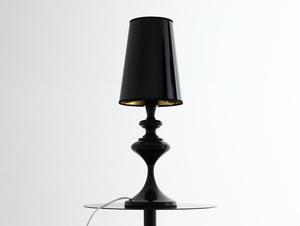 Stolní lampa AMBER TABLE - černá small 4
