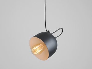 Závěsná lampa POPO 1 - černá small 3