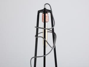 Dekorativní žárovka (válec) - E27, 40W small 4