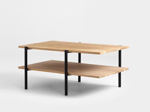 RAVE SOLID WOOD 100x60 konferenční stolek