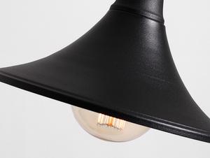 Závěsná lampa MILLER - černá small 4