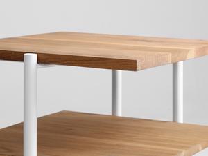 RAVE SOLID WOOD 50 konferenční stolek small 4