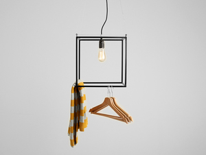 Závěsná lampa METRIC S small 1