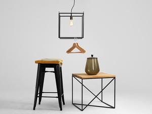 Závěsná lampa METRIC S small 2