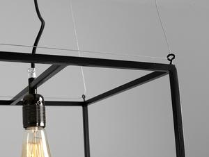 Závěsná lampa METRIC S small 4