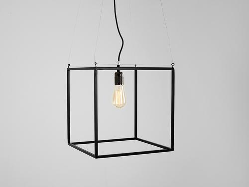 Závěsná lampa METRIC S
