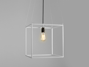 Závěsná lampa METRIC S small 3