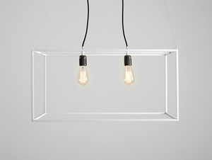 Závěsná lampa METRIC M small 3