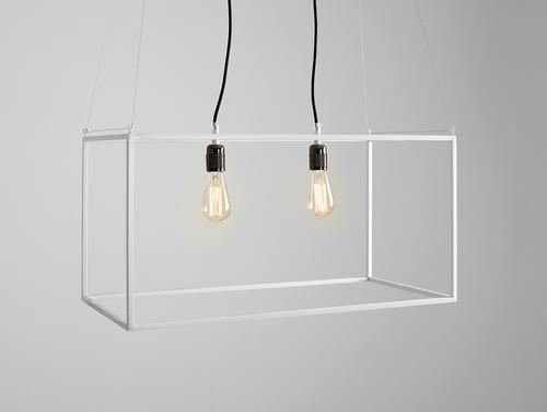 Závěsná lampa METRIC M