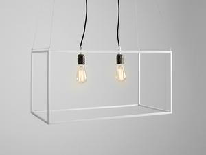 Závěsná lampa METRIC M small 0
