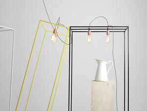 METRIC FLOOR stojací lampa M. small 1