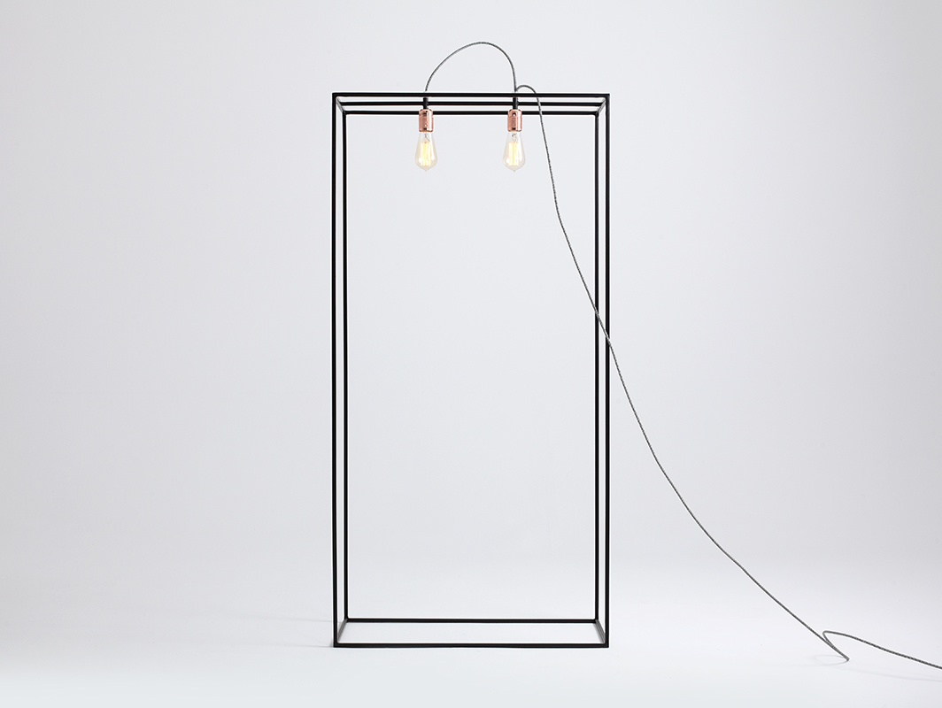 METRIC FLOOR stojací lampa M.