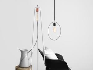 Podlahová lampa TRIMETRIC FLOOR small 1