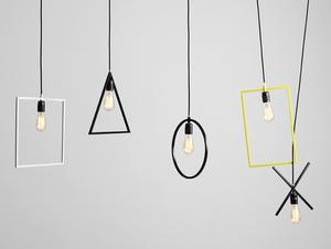 Závěsná lampa XLAMP small 1