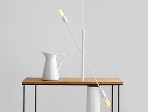 Závěsná lampa TWIGO 2 - bílá small 1