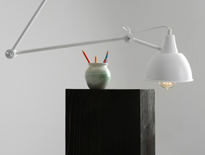 Závěsná lampa COBEN SUSPENSION - bílá small 1
