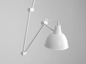 Závěsná lampa COBEN SUSPENSION - bílá small 3
