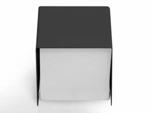 Nástěnná lampa URBAN - grafit small 0