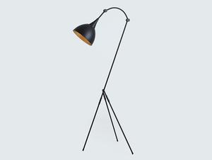 DEBY FLOOR stojací lampa - černá small 3