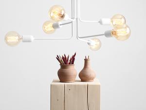 Závěsná lampa VANWERK 29 - bílá small 1