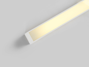 LINE LED stropní lampa - bílá small 3