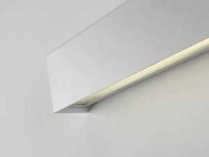 LINE WALL LED M nástěnná lampa - bílá small 3