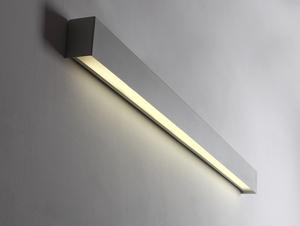LINE WALL LED L nástěnná lampa - bílá small 0