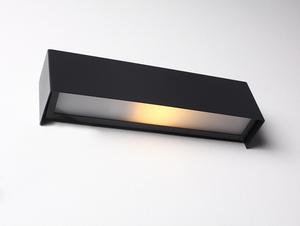 Nástěnná lampa LINE WALL LED S - grafit small 2