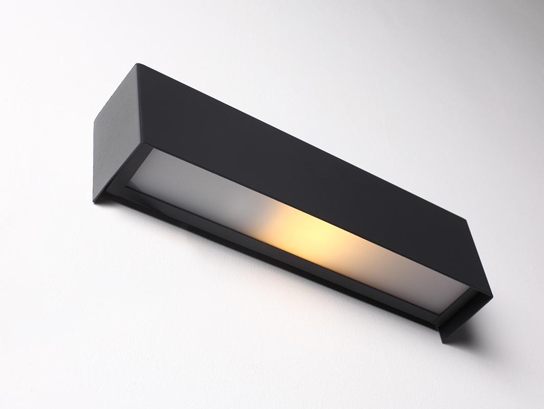 Nástěnná lampa LINE WALL LED S - grafit