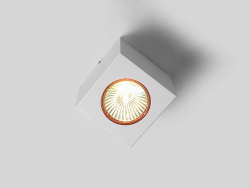 Stropní svítidlo FLASS 1 - bílé