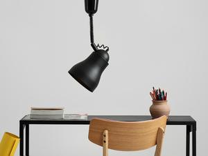 Závěsná lampa GLOBO - černá small 1