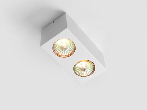 Svítidlo FLASS 2 - bílé