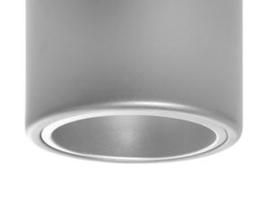 Stropní lampa DOWNSPOT SILVER M 19 - stříbrná small 3