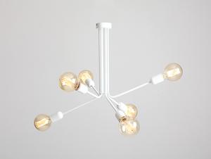 Závěsná lampa VANWERK 51 - bílá small 0