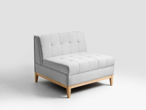 Sofa modul by-TOM 85/85 BB