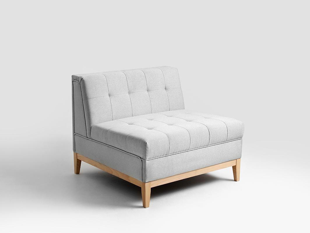 Sofa modul by-TOM 85/85 BB