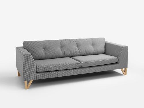 Sofa rozkładana 3 os. WILLY