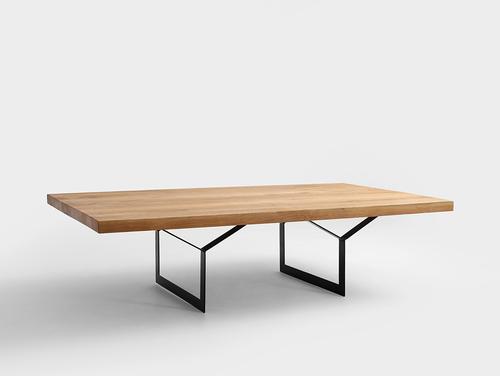 Konferenční stolek LONGO SOLID WOOD 140