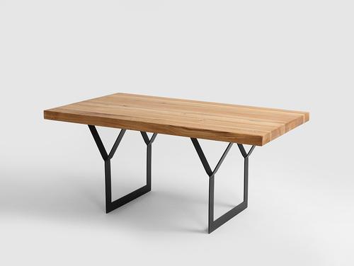 Konferenční stolek LONGO SOLID WOOD 100x60
