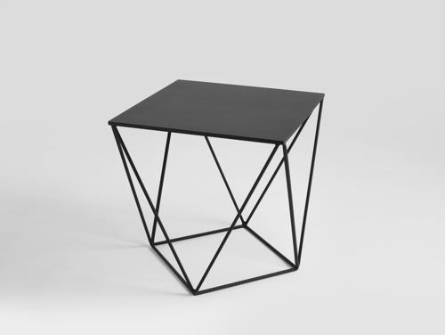 Konferenční stolek DARYL METAL 60
