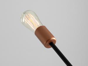Závěsná lampa EPO 3 - černá small 4