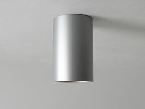 Stropní lampa U-LITE L - stříbrná small 2