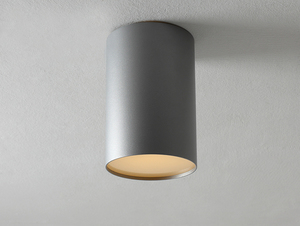 Stropní lampa U-LITE L - stříbrná small 0