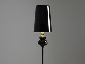 AMBER FLOOR stojací lampa - černá small 3