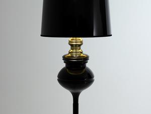 AMBER FLOOR stojací lampa - černá small 4