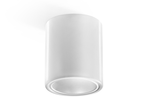 Stropní lampa DOWNSPOT M 19 - bílá